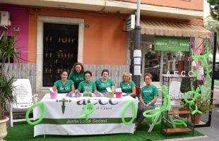 Sedaví inicia els actes de la Setmana de la Mobilitat amb el 'Park(ing) day'