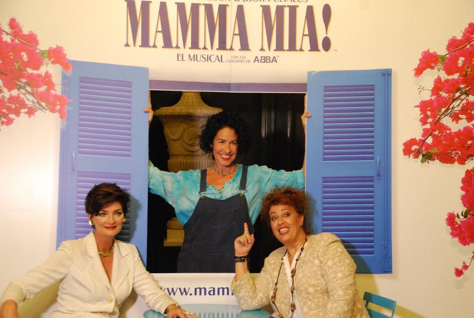 Mamma Mia! de Abba en Valencia