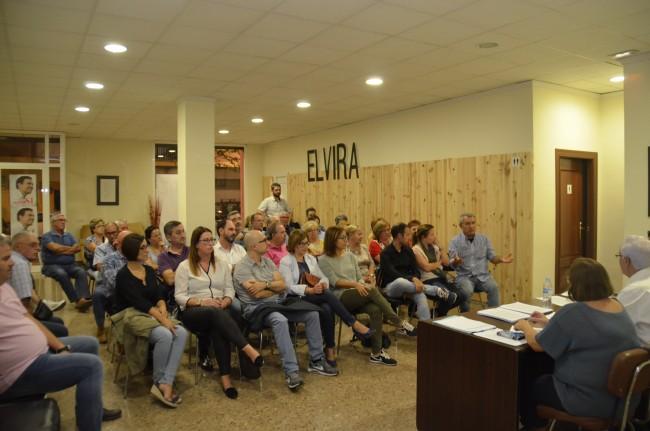 El PSPV de Alaquas se une a Militantes en pie