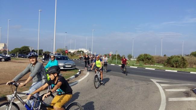 Marcha ciclista PSPV Horta Nord