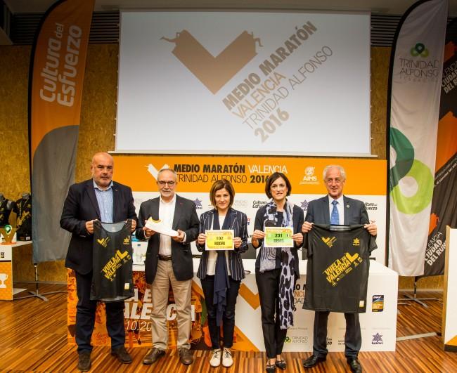 Medio Maraton Valencia 2016
