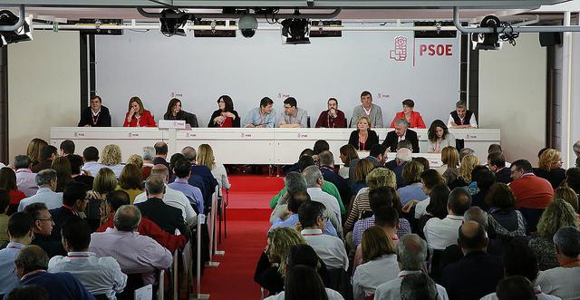 PSOE Comité Federal