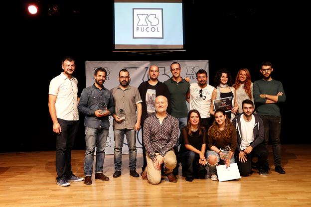 Ganadores festival cortometrajes XS Puçol