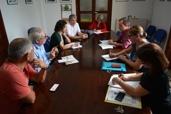 Benetússer, Paiporta y Picanya se unen para coordinar una estrategia de desarrollo conjunto