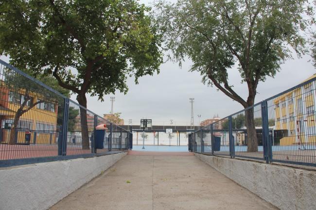 Los patios de los colegios de Torrent se abren por la tarde
