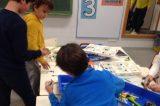 Los alumnos de los CEIP Rei en Jaume y Patrocini, de Foios, disfrutan de un curso de Robótica Educativa,