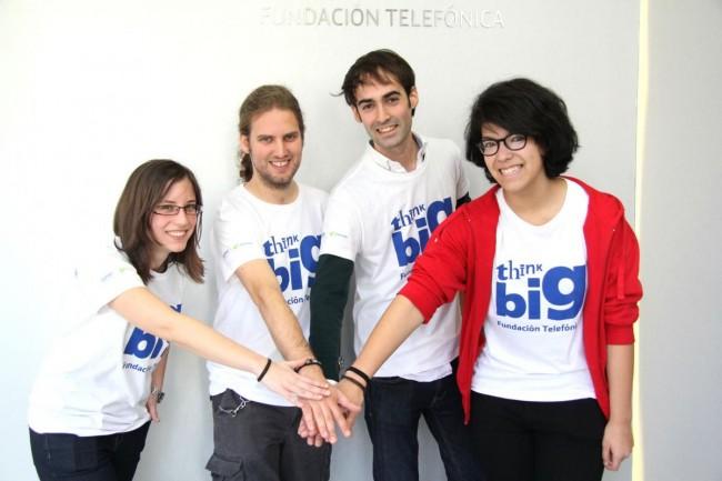jovenes-participantes-en-la-ultima-convocatoria-de-think-big