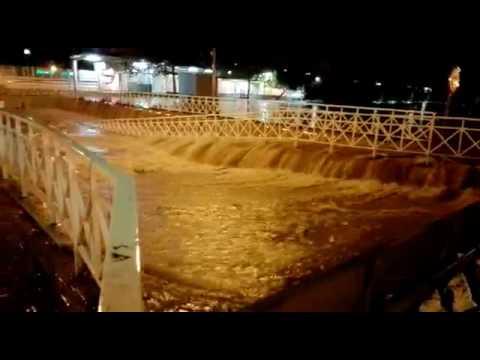 El temporal de fuertes lluvias deja hasta 150 litros por metro cuadrado en Valencia en las últimas 24 horas
