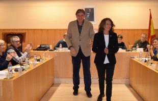 Filo Baixauli toma possessió com a regidora del grup de Compromís i responsable d'Educació a l'Ajuntament de Sedaví