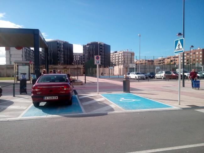 aparcamiento Quart