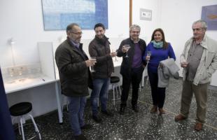 Representantes del Ayuntamiento de Mislata visitan las instalaciones de Aguas de Valencia