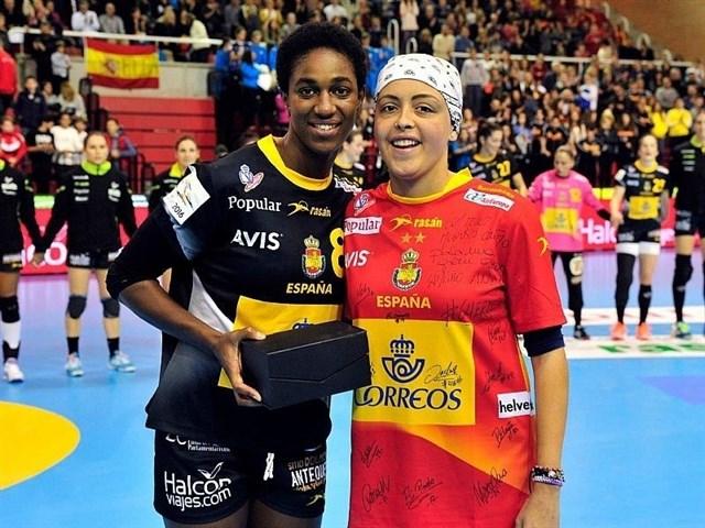 Andrea Delgado CH Picassent