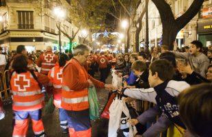 Cruz Roja velará por la seguridad de los asistentes a las cabalgatas de Aldaia, Mislata, Torrent y Xirivella