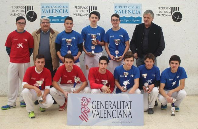 finalistes-i-autoritats-lliga-cadet-2017