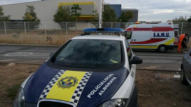 Policía Local Alboraya