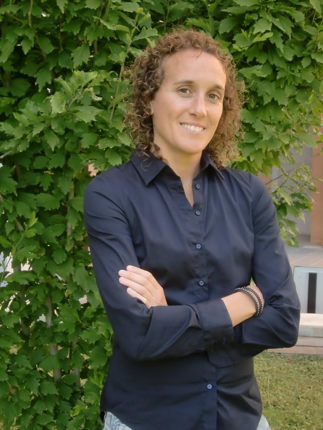 Laura Manislla ex jugadora del Levante UD femenino