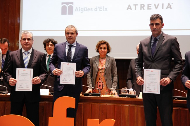 EFR premio Hidraqua