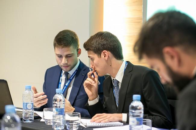 ESIC debate preuniversitario