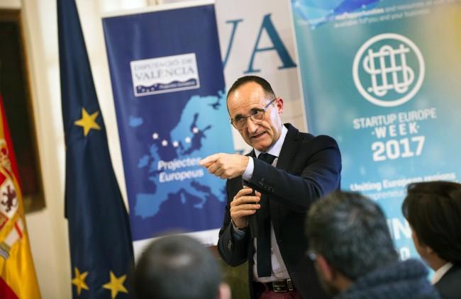 Nofuentes Startup Europe Week