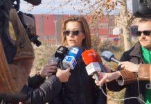 Nuria Campos incendio Paterna