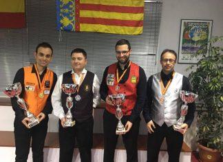 Paiporta campeonato de España de billar