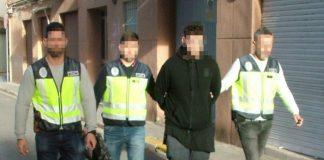 Detenido robo Xirivella