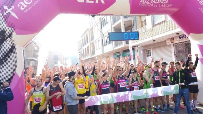 Circuito Run Cáncer-AECC Valencia