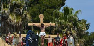 Semana Santa Benetússer. Crucificado
