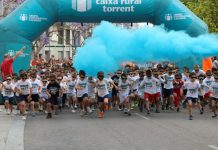 Carrera Escolar del Color de Torrent