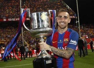Paco Alcacer final Copa del Rey