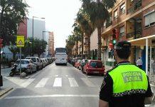 Policia Local de Alboraya