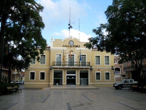 ayuntamiento Pobla de Farnals