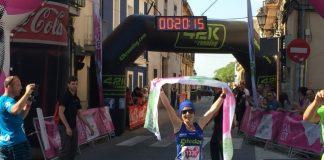 Ganadora de RunCáncer 2016 en Rocafort.