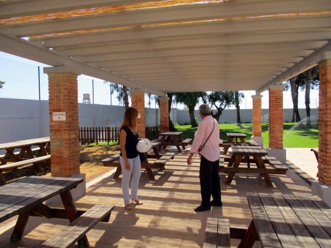 Museros convierte la pista multideportiva en una cancha de for Piscina paiporta