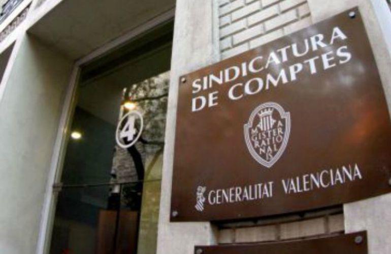 Sindicatura de Comptes de la Comunitat Valenciana
