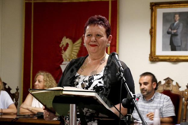 Lola Sánchez alcaldesa de Puçol