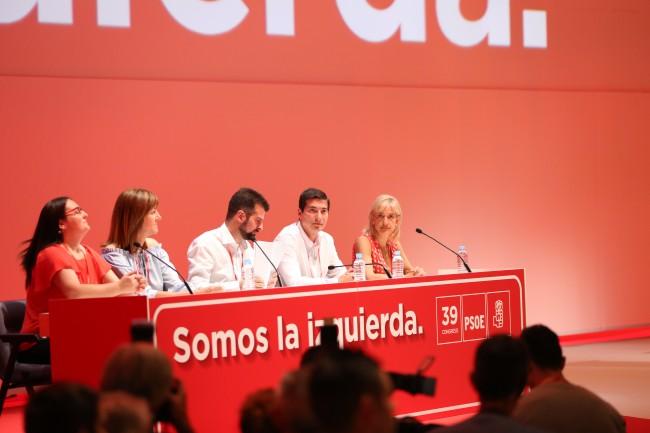 El alcalde de Burjassot, Rafa García,  elegido miembro de la Mesa del Congreso del PSOE