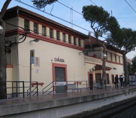 Estación Metro de La Canyada