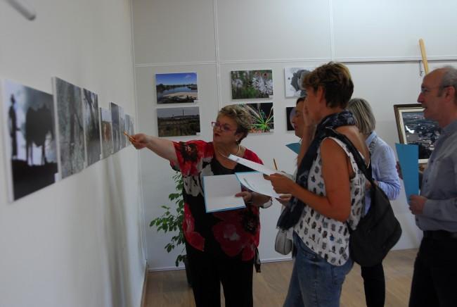 Exposicion fotografia escuela de capataces agrícolas de Catarroja