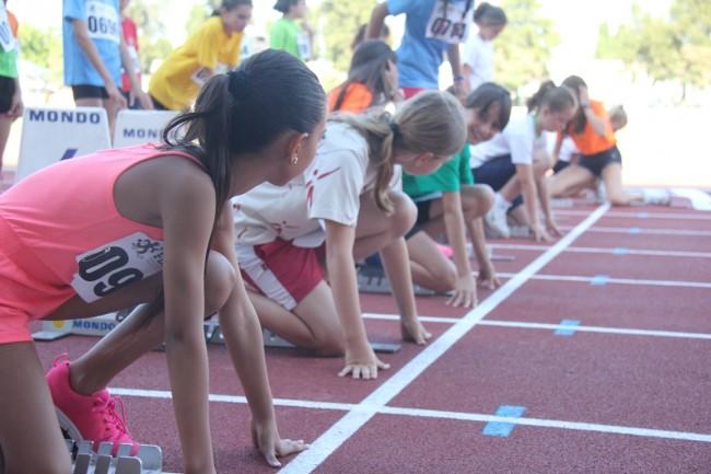 XXXVI Mini-olimpiadas escolares de Torrent