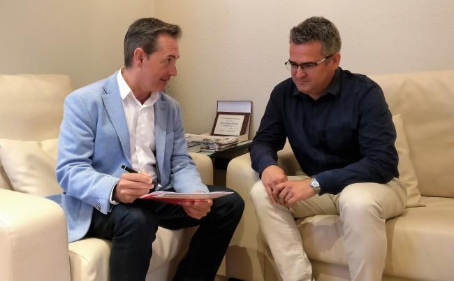 Michel Montaner y Ricard Barberá Xiivella