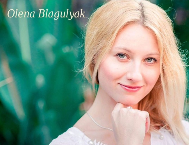 Olena Blagulyak