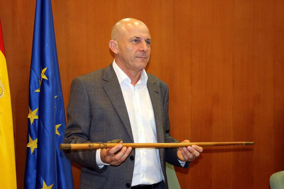 Pep Galarza, nuevo alcalde de Massamagrell