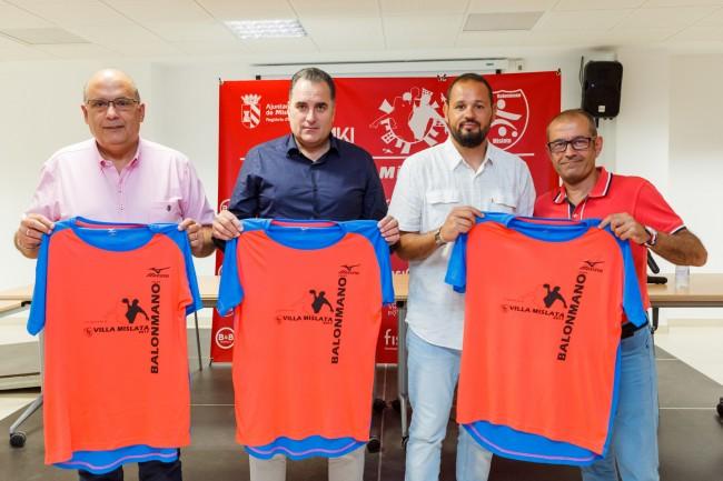 Presentación Trofeo de Balonmano Villa de Mislata 2017
