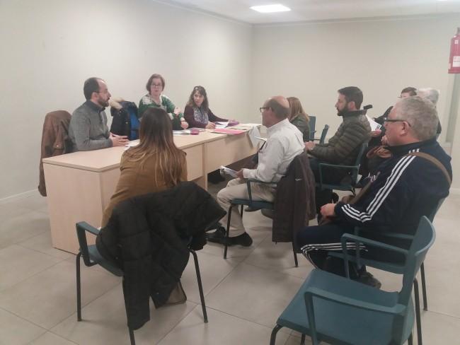 Manises reuniones participación ciudadana