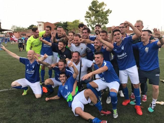 Paiporta CF ascenso a Tercera División