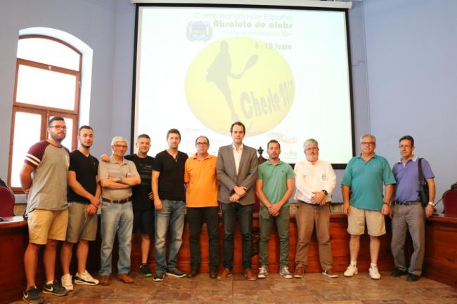 Campeonato de España de Clubes de Frontenis Preolímpico