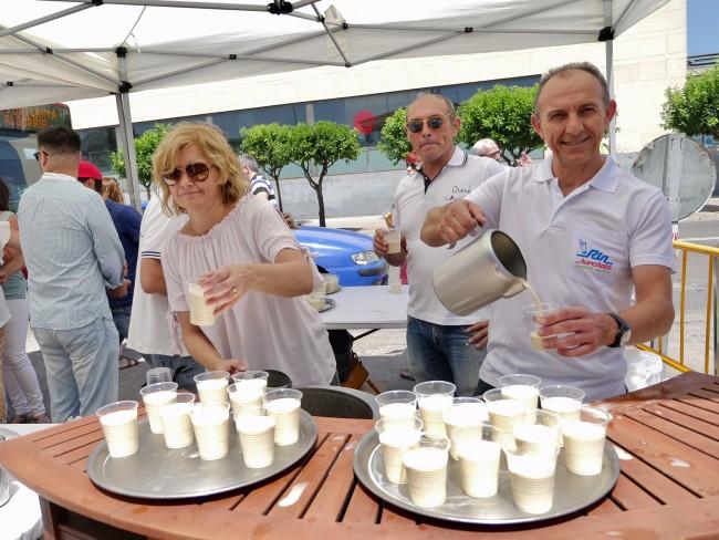 Alboraya celebra el Día de la Horchata