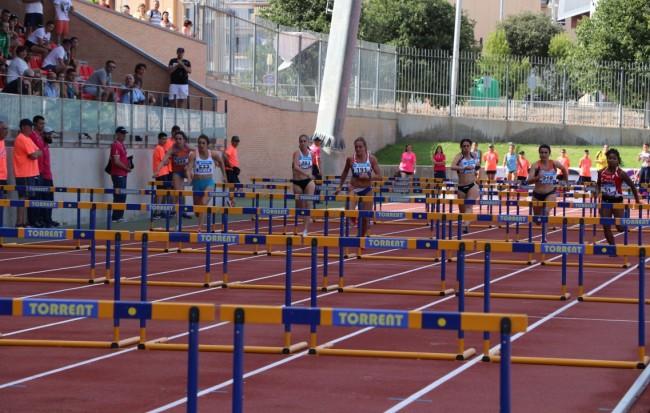 Parc Central campeonato de España de ateletismo en categoría promesa