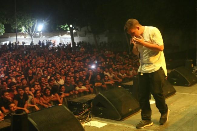 Arkano concierto fiestas Paterna 2017